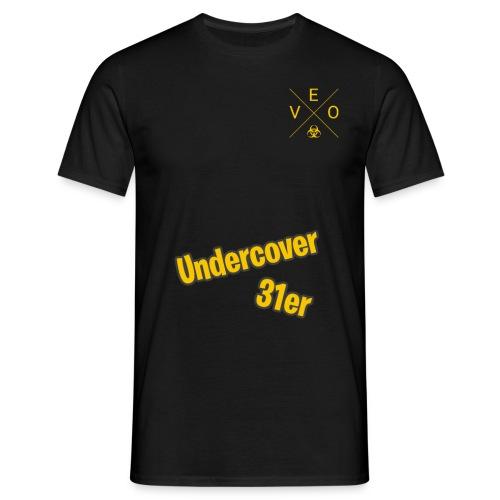 Undercover 31er - Männer T-Shirt