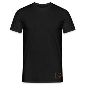 Hero + Gent - Männer T-Shirt