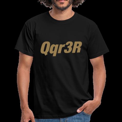 Qqr3R - Männer T-Shirt