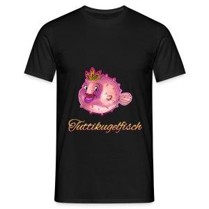 Tuttikugelfisch - Männer T-Shirt