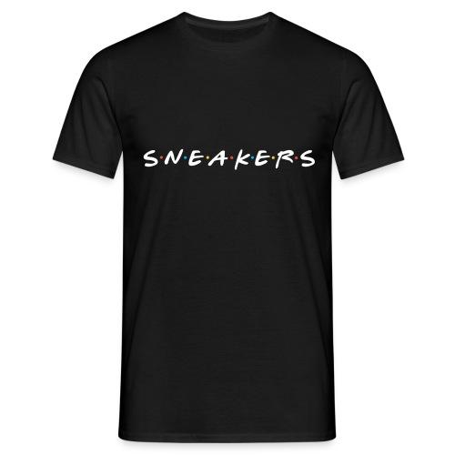 Linea Sneakers Friends - Maglietta da uomo