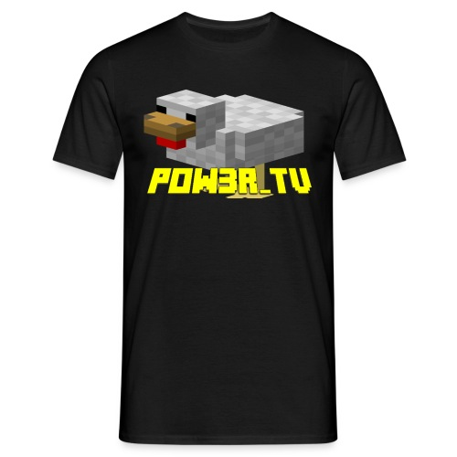 POW3R-GAIZ - Maglietta da uomo