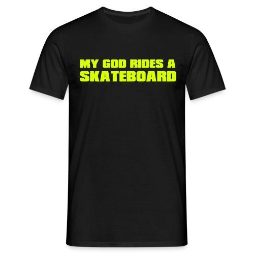 skateboard - T-shirt Homme