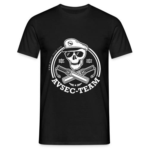 AVSEC Team - Männer T-Shirt