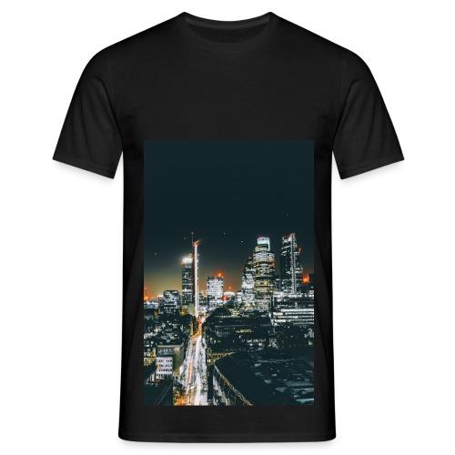 London night light - Men's T-Shirt