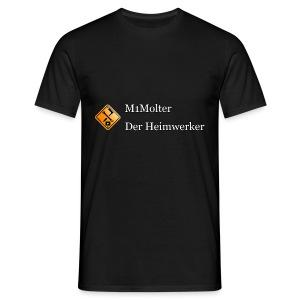 M1Molter - Der Heimwerker - Männer T-Shirt