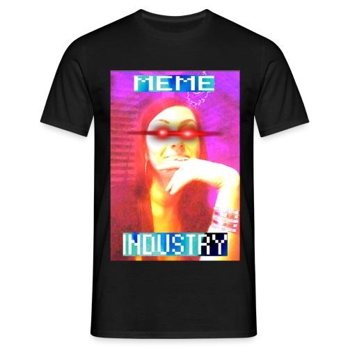 MEMEINDUSTRY - Männer T-Shirt