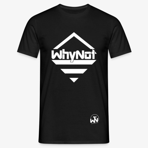 WhyNot Basic | Merch - Männer T-Shirt