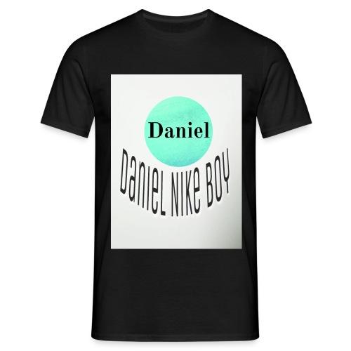 Mode mit Daniel - Männer T-Shirt