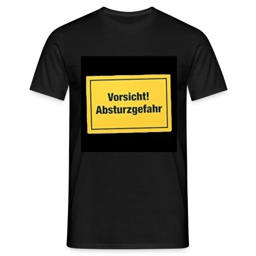 Spaß Geschenk - Männer T-Shirt