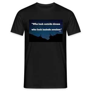 Look inside - T-shirt Homme