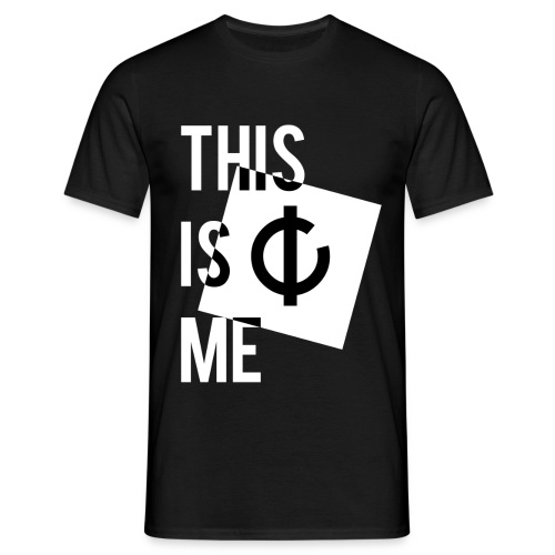 C'est moi + logo - T-shirt Homme