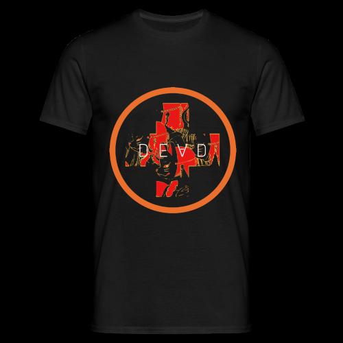 DEAD INARI ORANGE - Men's T-Shirt