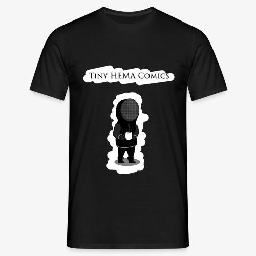 Tiny HEMA Comics Coffee Shirt - T-shirt Homme