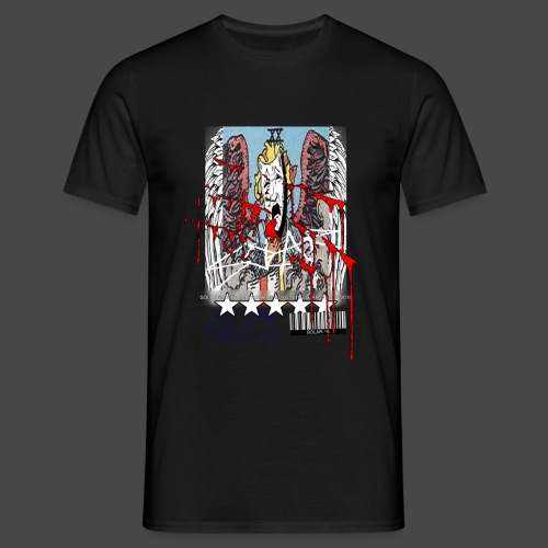 Tragedy - Men's T-Shirt