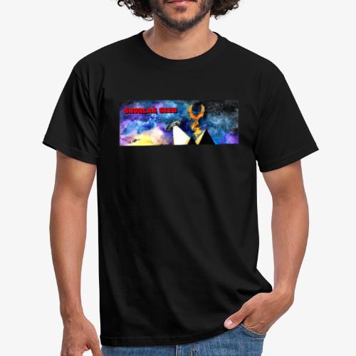 Savalas Seed-Skyline - Men's T-Shirt
