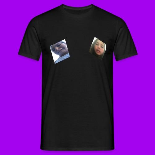 FAT BOOBS - Men's T-Shirt