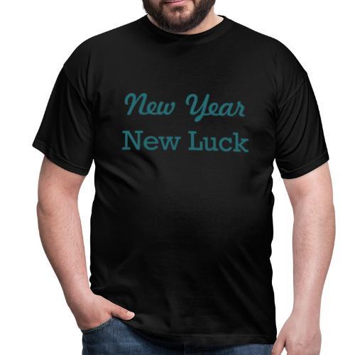 New Year New Luck - Männer T-Shirt