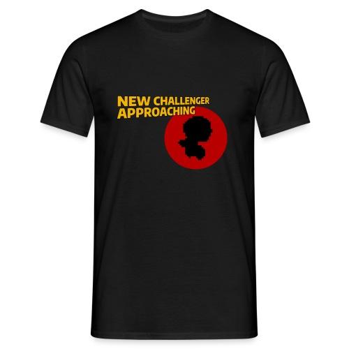 New Challenger Approaching - Mannen T-shirt