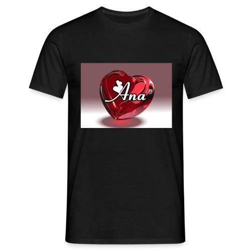 20180611 225217 - Mannen T-shirt