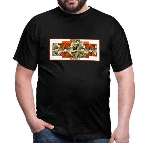 Abstract pattern - Men's T-Shirt