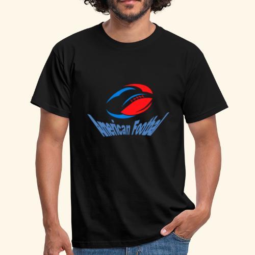 american football - T-shirt Homme