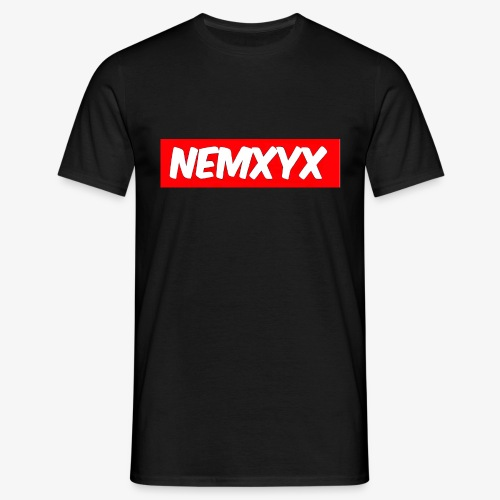 NEMXYX - Maglietta da uomo