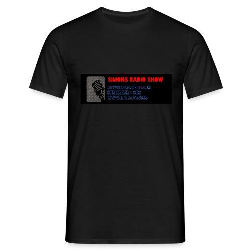 SRS INFO KLASSE - Männer T-Shirt