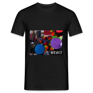 Balloons by werci brand - T-shirt Homme