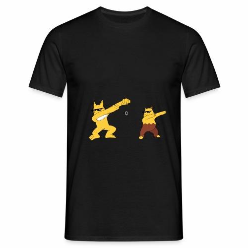 Saffron city gym - Men's T-Shirt