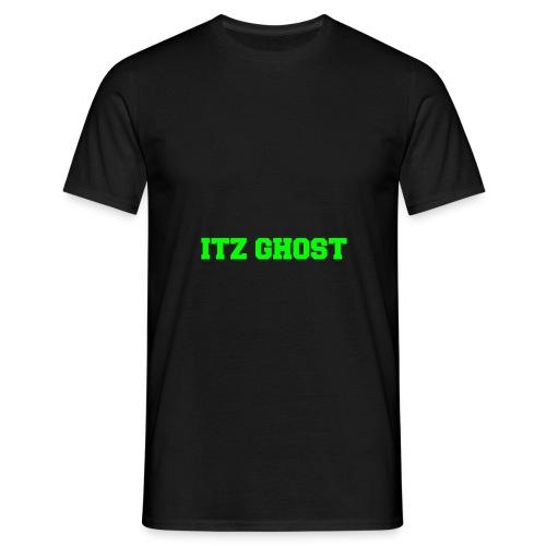 ITZ GHOST - Men's T-Shirt