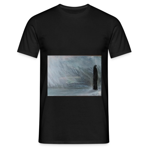 Wise man/Weeping widow - Men's T-Shirt