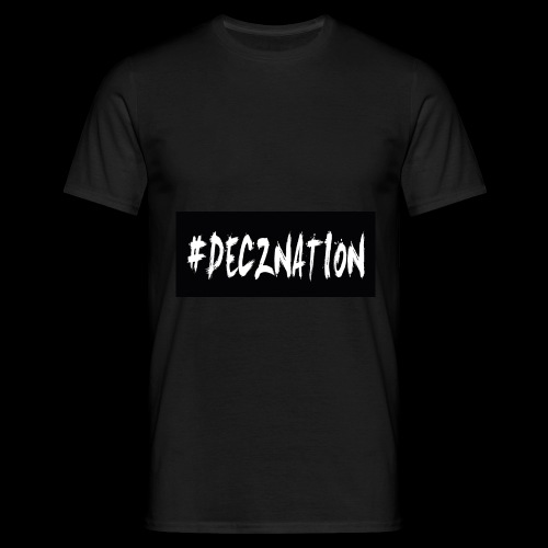 DECZNATION - Men's T-Shirt