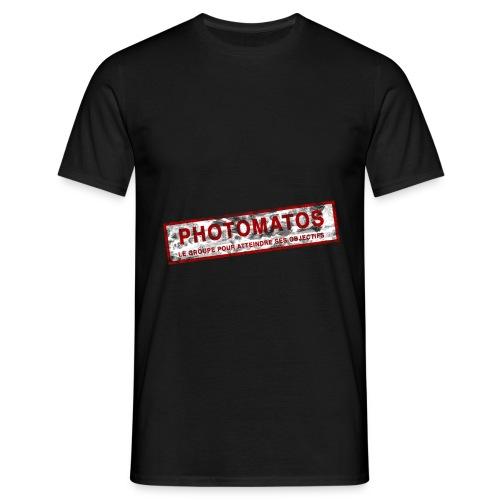 PhotoMatos - T-shirt Homme