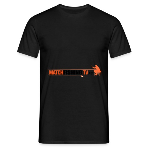 Match Fishing TV - Maglietta da uomo