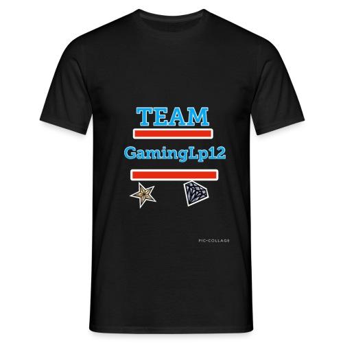 Team GamingLp12 Shirt - Männer T-Shirt