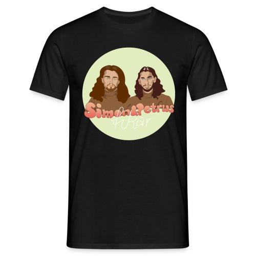 Simon och Petrus fikar - T-shirt herr