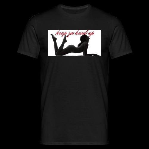 keepyatrashup - Men's T-Shirt