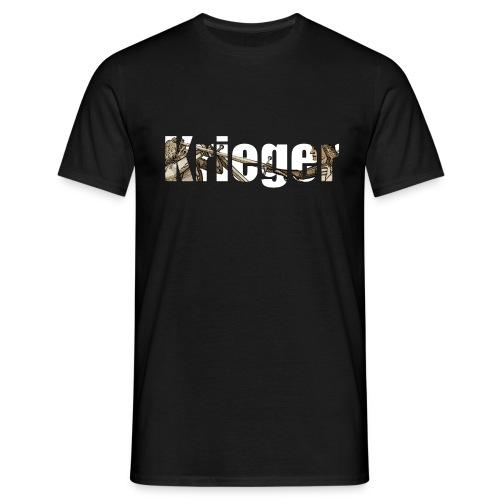 krieger - Männer T-Shirt