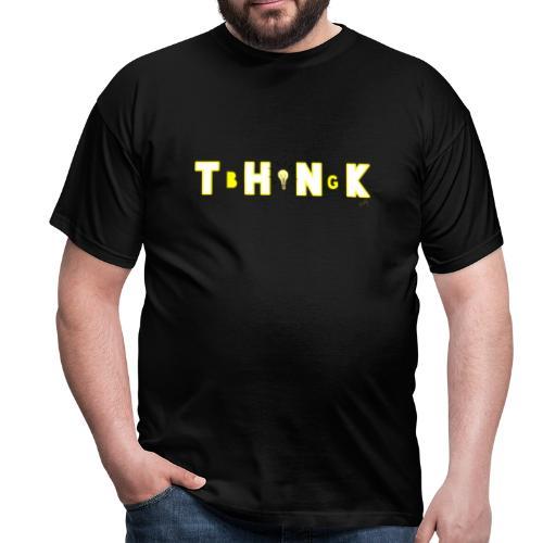 THINK BIG - T-shirt Homme