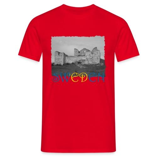 SWEDEN #1 - Männer T-Shirt