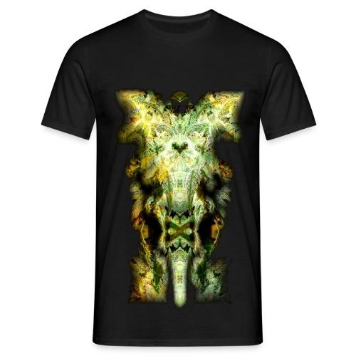 It's All About Cannabis 02 - Mannen T-shirt