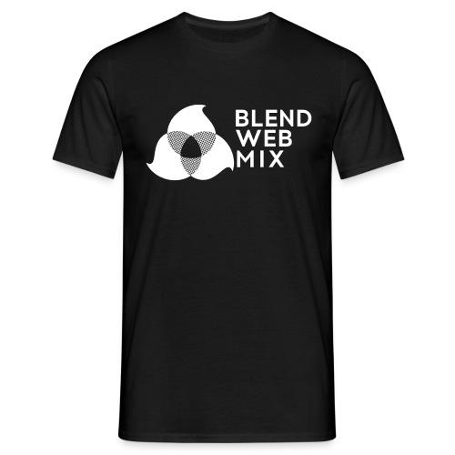 logo bland - T-shirt Homme