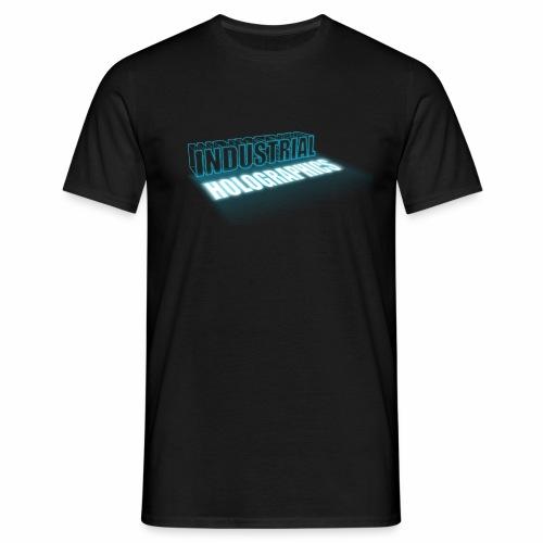 Industrial Holographics - Männer T-Shirt