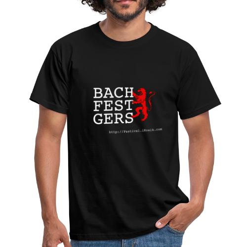 Bach Festival Gers - T-shirt Homme