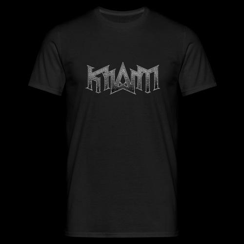 logo khasm - T-shirt Homme