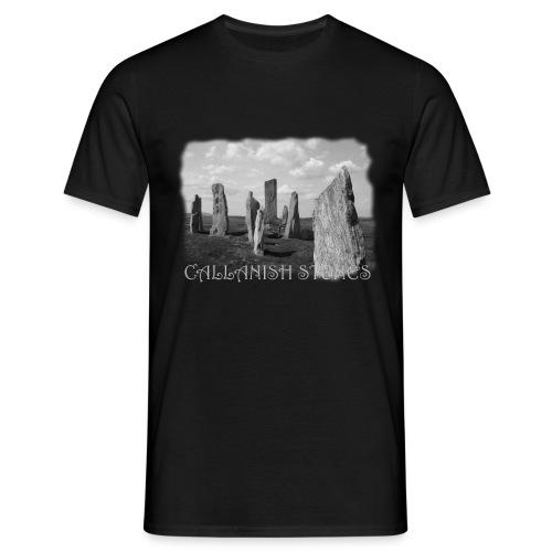 CALLANISH STONES #1 - Männer T-Shirt