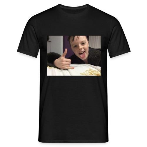 Bro ring call - Men's T-Shirt