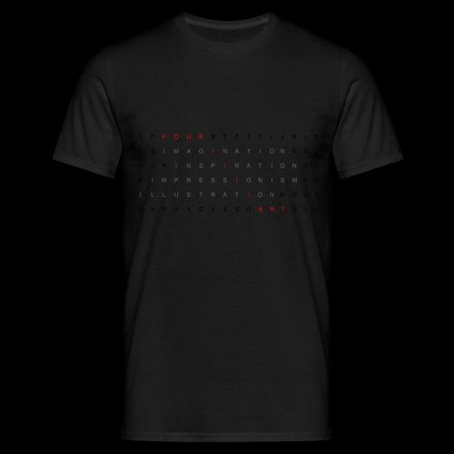 Word search It... - Men's T-Shirt