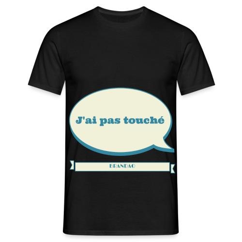 pas-touché-brandao - T-shirt Homme